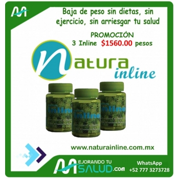 Natura Inline Promoción