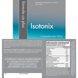 Isotonix Calcium Plus (90 porciones)